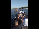 Тренировка на лодках типа Дракон