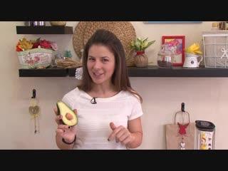 Живая еда. Шоколадный мусс из авокада