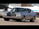 1970 Silver Bullet Monster 502 Chevelle SS