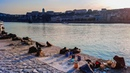 Туфли на набережной Дуная   Будапешт   Венгрия