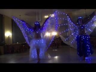 Световое танцевальное шоу