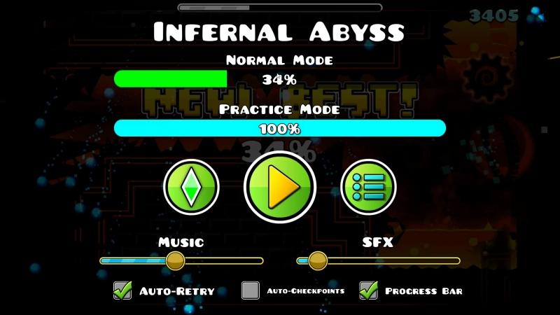 Infernal Abyss 34% [60Hz]