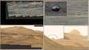 Strange structures on the surface of Mars