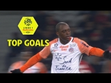 Чемпионат Франции 2017-18 / Лучшие голы 29-го тура / Топ-5 [HD 720p]