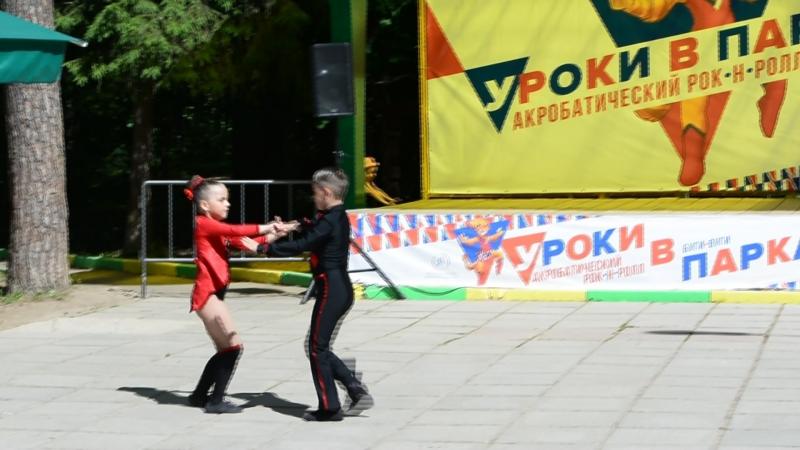 2 июня в парке открытие сезона по танцам