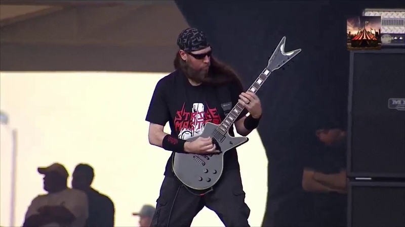 Cannibal Corpse - Live Knotfest México 2017 (Full Show) HD