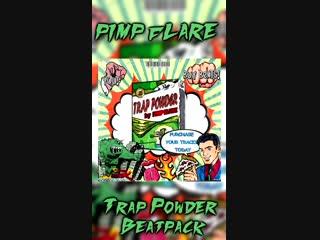 PIMPFLARE - TRAP POWDER