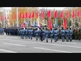 Парад памяти в Самаре - 7 ноября 2018 (2 часть, репетиция)