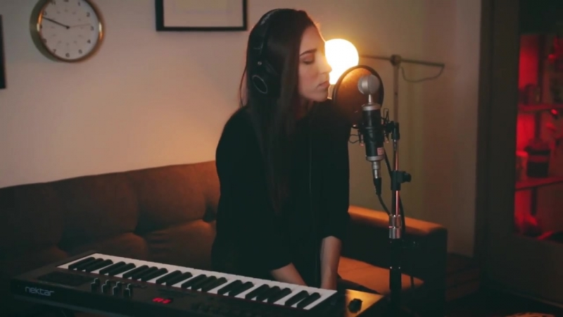 Ally Hills - Thinking About It (Let It Go) - Cover