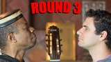 Guitar Duel ROUND 3 Robson Miguel vs Marcos Kaiser (BADEN POWELL)