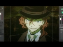 AMV The Mission Chuya Nakahara BSD Bungou Stray Dogs