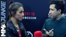 Joanna Jedrzejczyk makes an example of Russian reporter after 'stupid' Conor McGregor question
