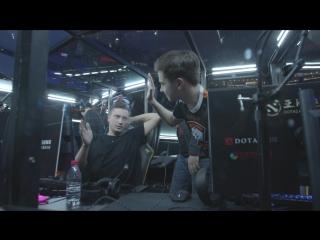 Solo об игре с LGD Gaming. DAC 2018