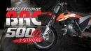 World Exclusive - BRC Racing 500cc 2 stroke - The Big Bore is Back!