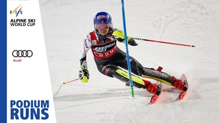 Mikaela Shiffrin   Ladies Slalom   Zagreb   1st place   FIS Alpine