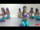 видео яни тимофеевой у школе танци русалок
