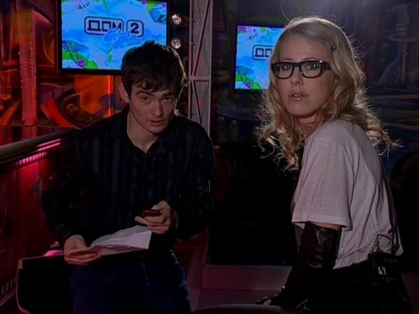 ДОМ-2 Город любви 2105 день Вечерний эфир (13.02.2010)