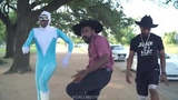 Frozone Dances La Chona With Tio Choko @callmechoko #coub, #коуб