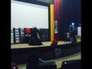 театр Апогей на церемонии Апогейфест под песню супернатуралов