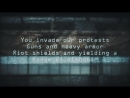 Tom Morello - Lead Poisoning ft. GZA, RZA, and Herobust (Official Lyric Video)