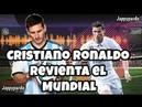 Cristiano Ronaldo revienta el Mundial con una confesión brutal ( jappypardo )
