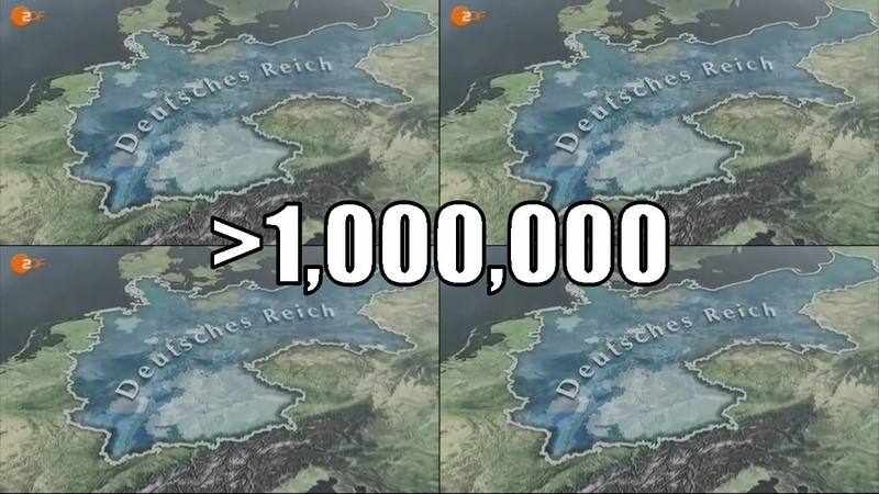Germany is Unified Over a Million Times!