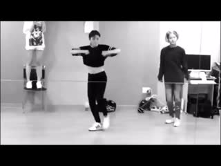 lose control dance practice