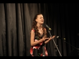 Юлия Малинова на Концерте ТО «Серебряные звуки» 30.09.18.