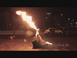 Фаер Шоу Промо. Fire Show Promo