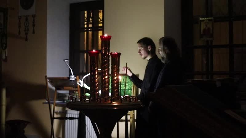 Стихиры на стиховнех Память священномученика Иоанна Рижского