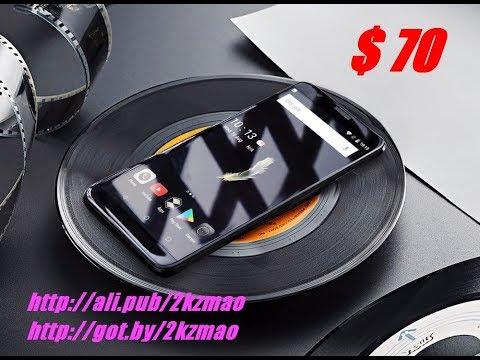 DOOGEE X55, Смартфон, 1 ГБ ОЗУ, 16 ГБ память, 4 ядра, 2800 мАч, 2x8,0 мп 5.0MP, 5,5 дюйма, 2018
