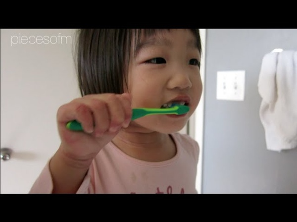 How To Brush Teeth With A Toddler
