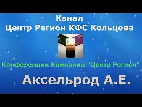 Х НПК О чем говорят врачи Ч 3 Аксельрод А Е