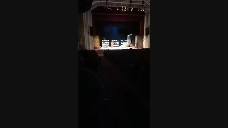 Сирано де Бержерак первый акт отрывок 2 г Минск 02 10 18