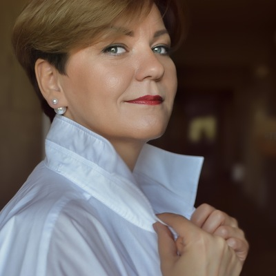 Наталья Волкова (Стилист)