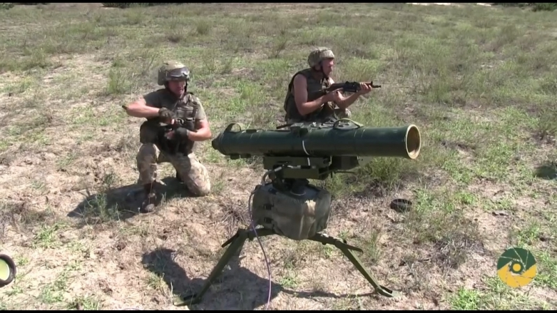 Стугна-П вперше на змаганнях артилеристів
