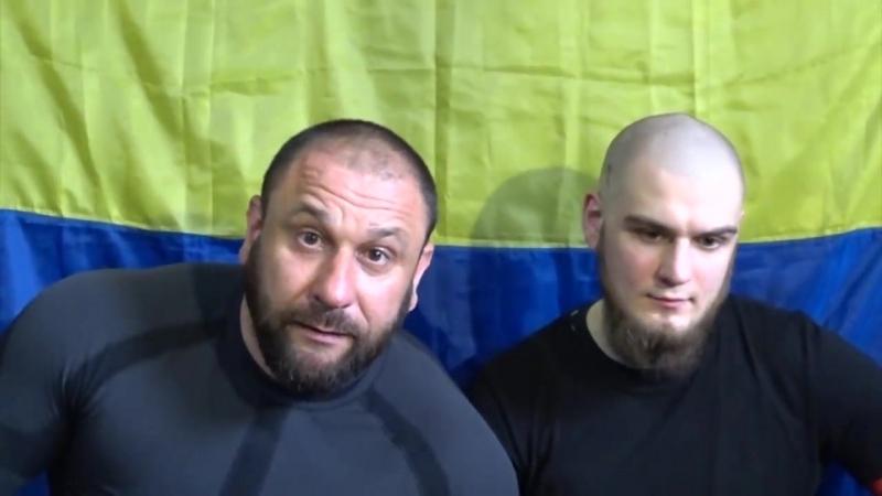 Мы раздавим Порошенко и Путина даже в АДУ Моджахед и Комбат Торнадо ответили ватникам.mp4