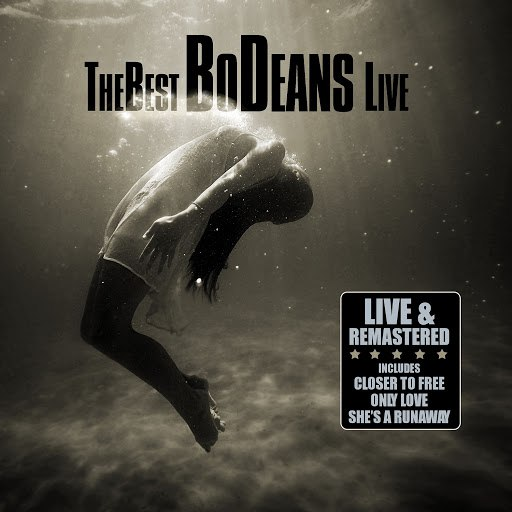 BoDeans альбом The Best - Live & Remastered
