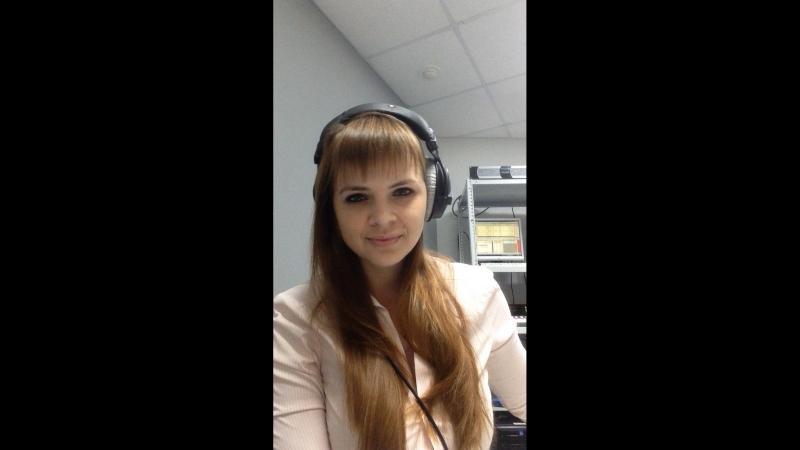 Заболевающий Гром в студии радио NRJ-Самара! Забегай и лечи меня своей активностью 💋