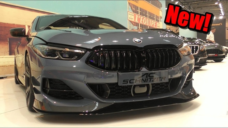 THIS is the NEW AC Schnitzer (ACS8) | BMW 850i - DETAILS FIRST LOOK!