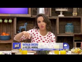 """Natalia oreiro presentó """"re loca"""", la nueva comedia que protagoniza en la pantalla grande"""