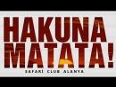 Hakuna Matata Safari Club Kestel Alanya Turkey