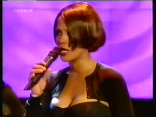 It's Not Right But It's Okay LIVE TOTP 1999 Whitney Houston
