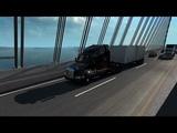 American Truck Simulator. Покатушки с подписчиками и друзьями ч. 7