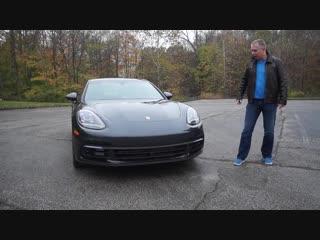 New 2018 Porsche Panamera 4S видео. Теcт Драйв Новый Порше Панамера 4S на русском. Авто из сша.