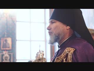 Рождественское богослужение епископа Владимира в г. Таштагол