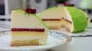 Муссовый торт 🍓 Лайм-Клубника-Белый шоколад🍋 - Я - ТОРТодел!