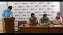 Пресс-конференция Кубка Нур 2018. Рубин - Единство
