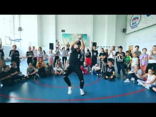SUMMER GROOVE DANCE CAMP | DMITRY CHERKOZYANOV (RED HAZE CREW) | HIP-HOP CHOREO