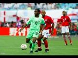 38 Nigeria England